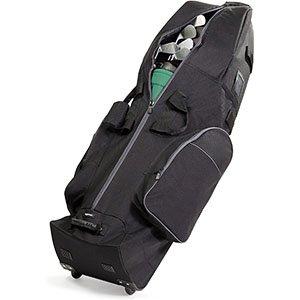 Comprar Amazon Basics bolsa de transporte para golf con laterales flexibles