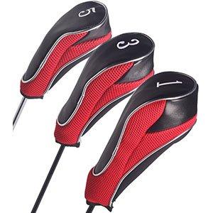 Comprar Andux juego de 3 fundas para palos de golf