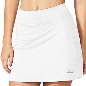 Comprar BALEAF falda deportiva ligera con bolsillos