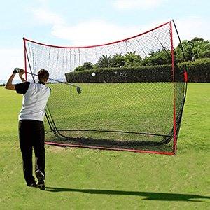 Comprar Qdreclod red de practica de golf net plegable