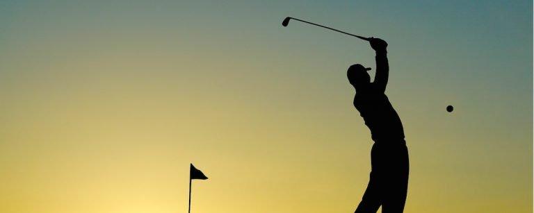 Bolsa de golf para principiantes