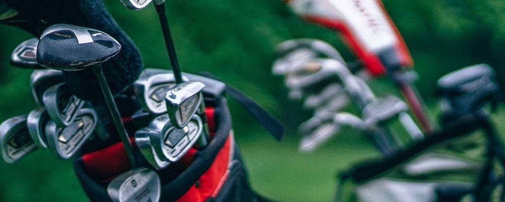 Los Hierros son buenos palos de golf a distancias medias o cortas