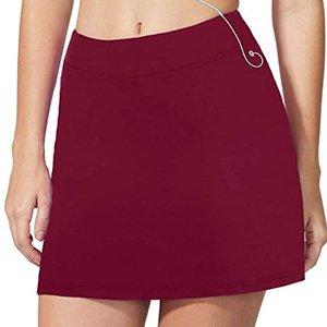 Comprar iClosam faldas mujer cortas respirable