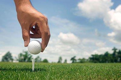 los mejores tees golf