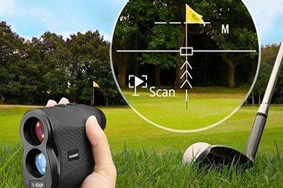 los mejores telemetros golf
