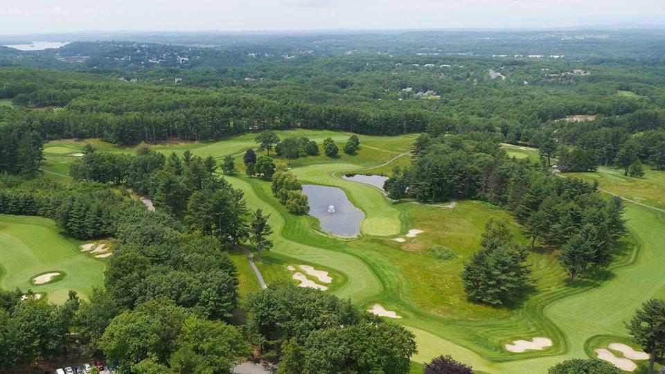 Club internacional de Golf en Massachusets