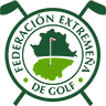 federacion de golf de Extremadura