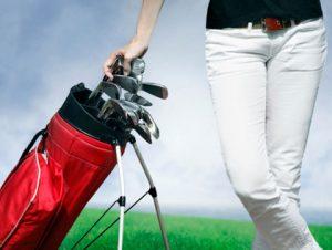Ropa de golf para mujeres