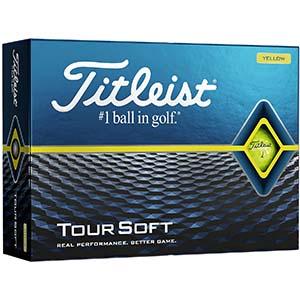 Comprar Titleist tour soft