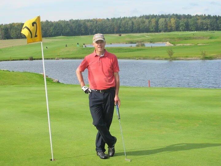 Ropa de golf para hombres