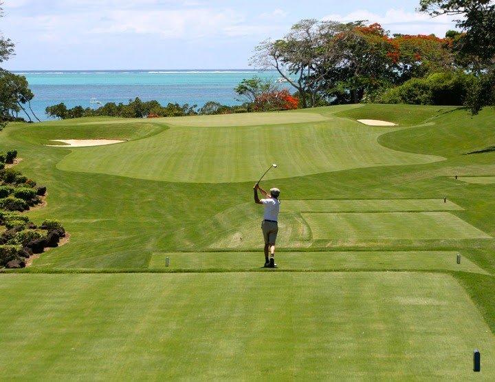 Tipos de golpe en el Golf