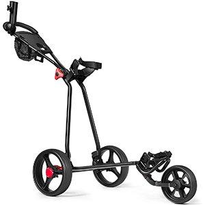 Comprar COSTWAY carrito de golf con 3 ruedas