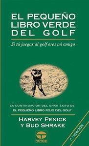 Comprar El pequeño libro verde del golf