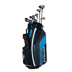 STRATA paquete completo palos de golf Ultimate 16 palos