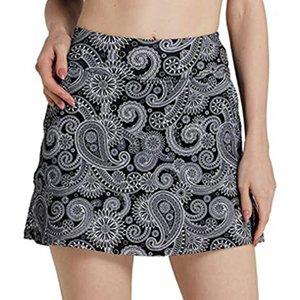 Comprar Westkun falda plisada de tenis cordon elastico mujer skort de golf